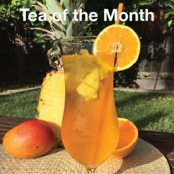 Tea of the Month - Mango & Friends