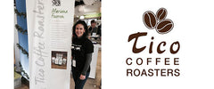 ModernLatina - Small Business Spotlight: Tico Coffee Roasters