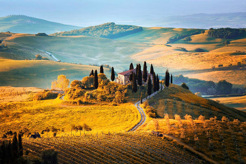 A Tuscan Dream - The Hills of Tuscany