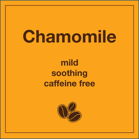 Chamomile Tea (Wholesale) - Tico Coffee Roasters