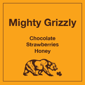 Mighty Grizzly - Tico Coffee Roasters