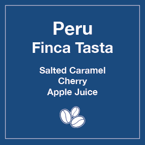 Peru Finca Tasta (Wholesale) - 16 oz Wholesale Bag / Whole Beans - Tico Coffee Roasters