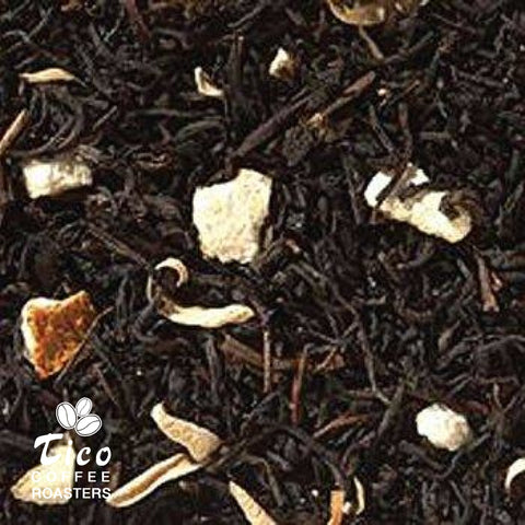 Black Orange Decaf Tea - Tico Coffee Roasters