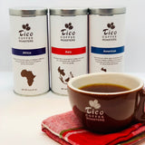 Coffees Around the World Gift Box - Tico Coffee Roasters