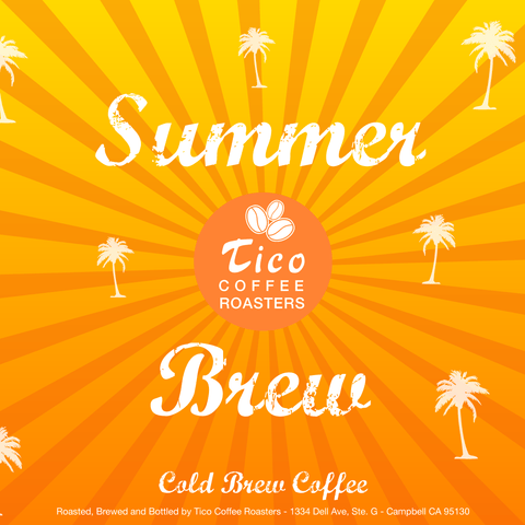 Cold Brew Coffee - Tico Coffee Roasters