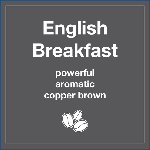English Breakfast (Wholesale) - Tico Coffee Roasters