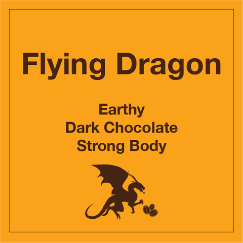 Flying Dragon - Tico Coffee Roasters