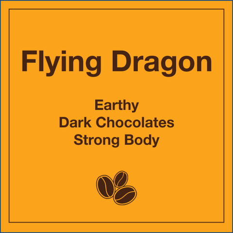 Flying Dragon (Wholesale) - Tico Coffee Roasters