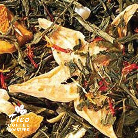 Golden Star Green Tea Blend - Tico Coffee Roasters