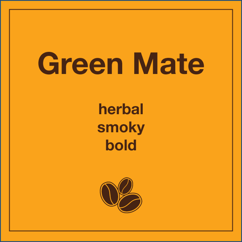 Green Mate (Wholesale) - Tico Coffee Roasters