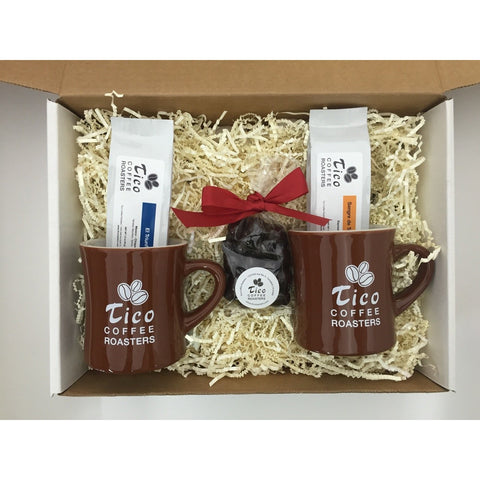 Coffee Connoisseur Gift Set - Tico Coffee Roasters