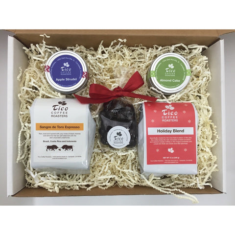 Coffee and Tea Gift Set - Tico Coffee Roasters