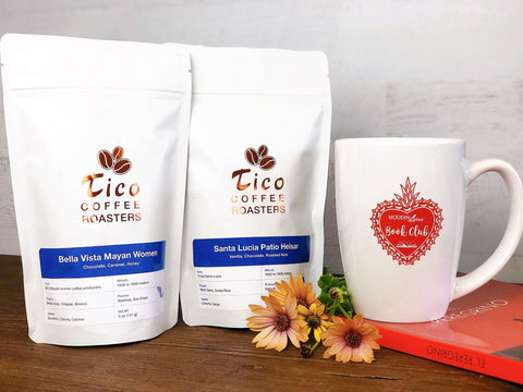 Modern Latina Bookclub Anniversary Set - Tico Coffee Roasters