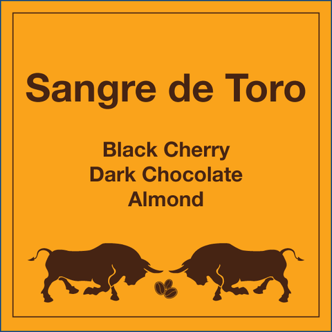 Sangre de Toro (Wholesale) - Tico Coffee Roasters