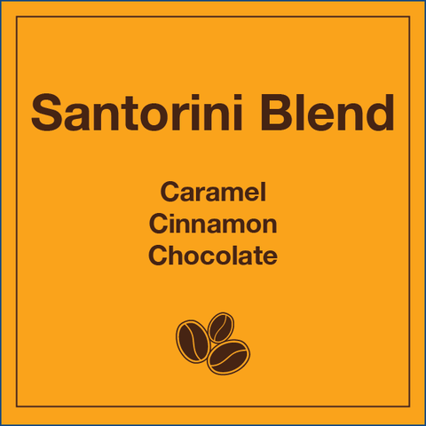 Santorini Blend (Wholesale) - Tico Coffee Roasters