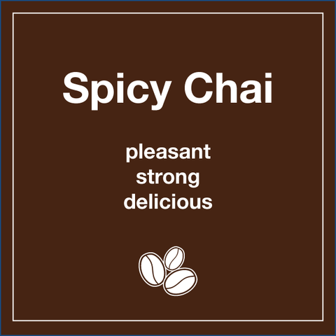 Spicy Chai (Wholesale) - Tico Coffee Roasters