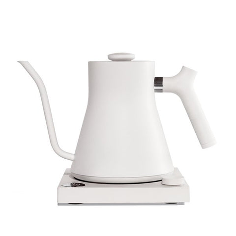Stagg EKG Electric Kettle Matte White - Tico Coffee Roasters