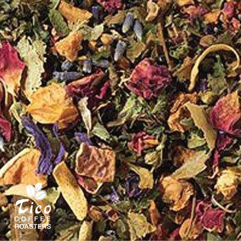 Tuscan Dream Herbal Tea Blend - Tico Coffee Roasters