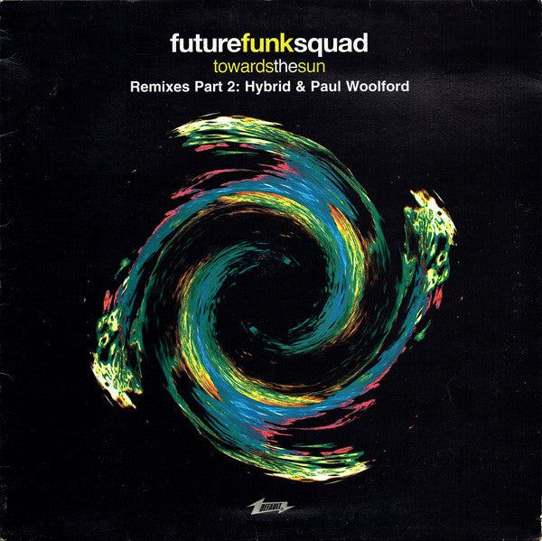 "Future Funk Squad - Towards The Sun - Part 2 (12"" Vinyl)"
