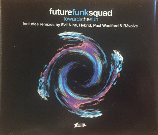 Future Funk Squad - Towards The Sun (CD Single)