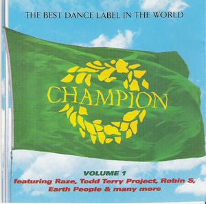 Various Artists - The Best Dance Label In The World.. Ever! Volume 1 (CD Album)