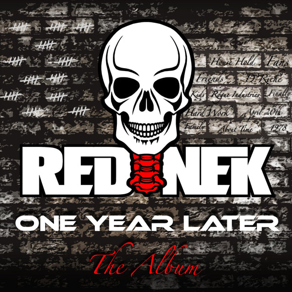 Rednek - One Year Later (CD & DVD)