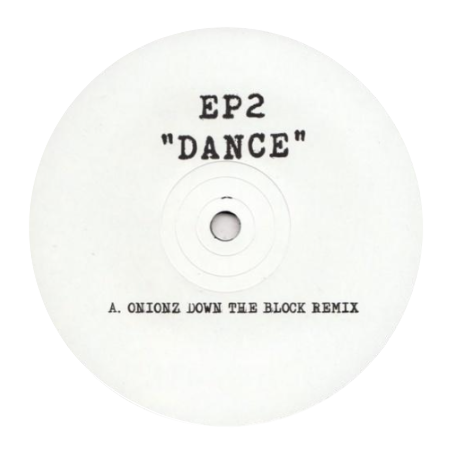 "Earth People - Dance (12"" Vinyl) (Re-issue)"