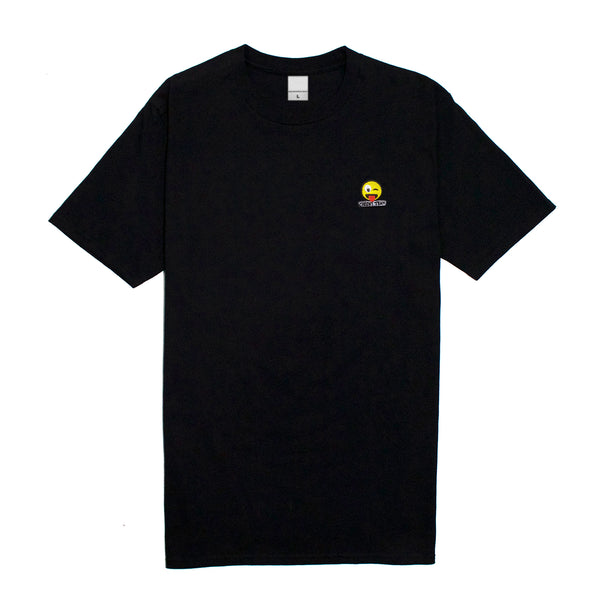 Cheeky Embroidered Logo T-Shirt