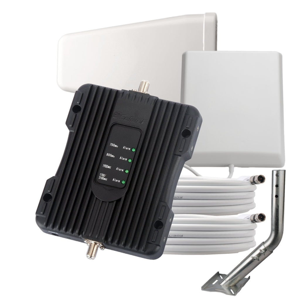 SolidRF BuildingForce 4G K1 Cell Phone Signal Booster