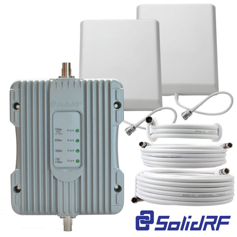 SolidRF BuildingForce 4G-M Cell Phone Signal Booster