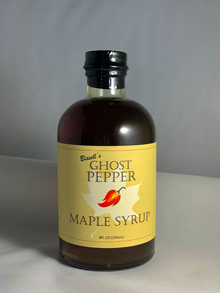 Bissell's Ghost Pepper Maple Syrup 8oz