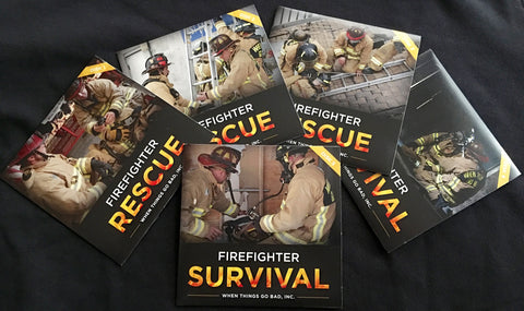 FIREFIGHTER RESCUE AND SURVIVAL PACK 5 Disk Bundle