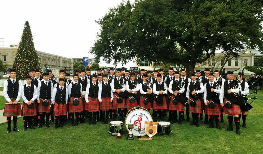NZ National Pipe Band Championships: Recap