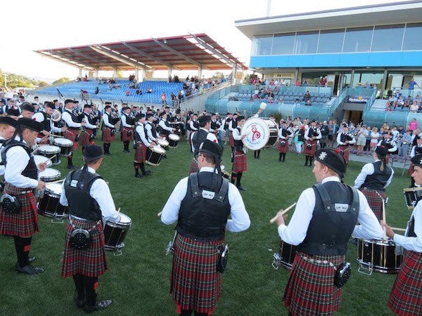 New Zealand Pipe Band Championships