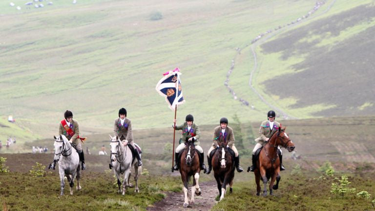 Common Riding: Celebrating History and Culture on the Scottish Borders
