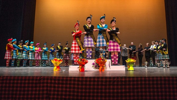 New Zealand Highland and National Dancing Championships