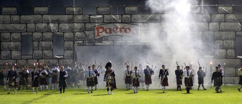 Paeroa Highland Games