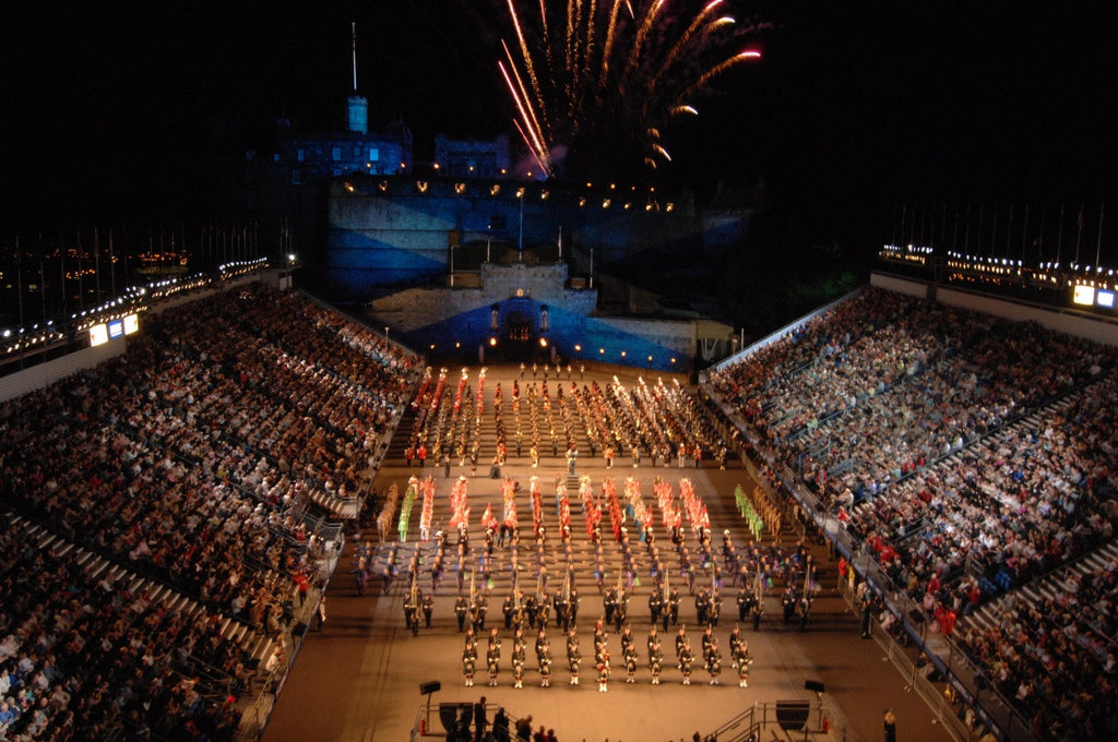 Royal Edinburgh Military Tattoo in Wellington