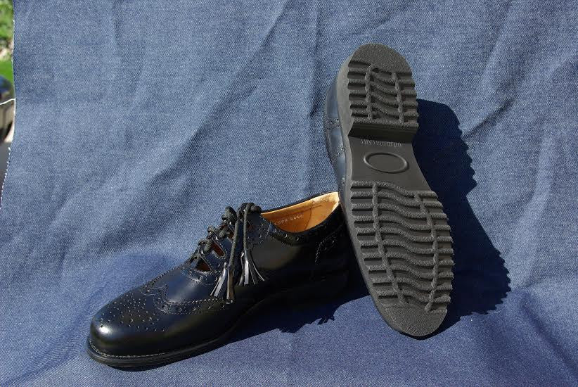 Doc Martin Style Ghillie Brogue