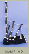 Gibson  R-110 Series Bagpipes -  - 1