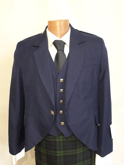 Kilt Jacket (1-button) & Vest -  Clearance Jacket (2)