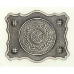 Dress Celtic Buckle - Antique