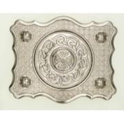Dress Celtic Buckle - Polished