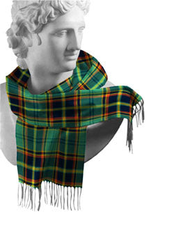 Irish County Lambswool Scarves -  - 2