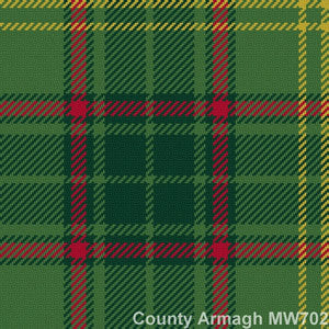 Irish County Tartans -  - 2