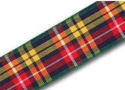 Buchanan Tartan Ribbon (25m reel)