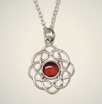 Birthstone Pendant (Jul) -