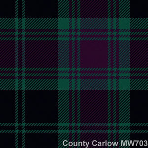 Irish County Tartans -  - 3