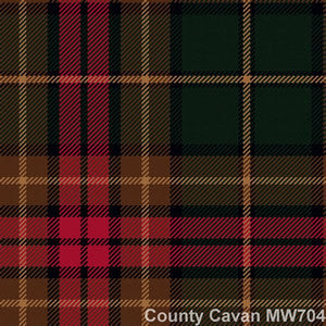 Irish County Tartans -  - 4