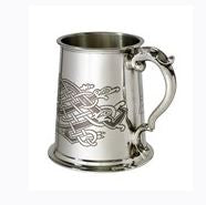 Celtic Birds Tankard